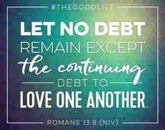 "Say ""YES!"" to financial freedom and to loving others! We are blessed to be a blessing! #theGOODlife"