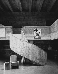 Residência Edu Leme, 1983, São Paulo, Paulo Mendes da Rocha