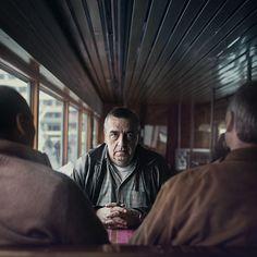 Strangers - Portrait Project by Benoit Paillé - 121Clicks.com