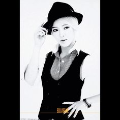 SNSD Mr.Mr. Postcard Scans: Hyoyeon