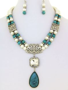 "In our ""Necklace"" photo album at - www.facebook.com/ptreasures"