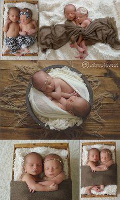 Newborn photography blog post
