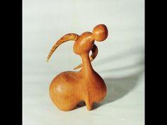 ESCULTURAS EM MADEIRAS RECICLADAS 016 - sculptures in wood - YouTube