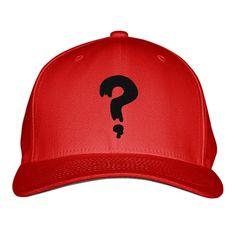 Gravity Falls Soos Embroidered Baseball Cap