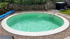 conZero Kunden Erfahrungsberichte | Poolakademie: Der Pool Shop für den Eigenbau des heimischen Pools Piscina Oval, Swimming Pools Backyard, Outdoor Decor, Gardens, Houses, Pools, Home And Garden, Diy Swimming Pool, Oval Pool