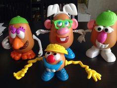 Creating Communicators: Mr. Potato Head