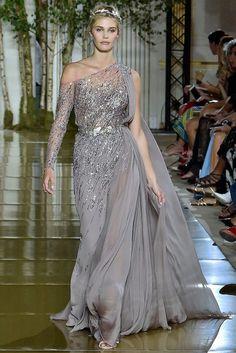 haute couture fashion – Gardening Tips Evening Dresses For Weddings, Black Wedding Dresses, Elegant Wedding Dress, Evening Gowns, Women's Runway Fashion, Couture Fashion, Beautiful Gowns, Beautiful Outfits, Zuhair Murad