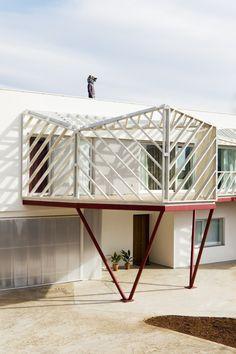 Langarita Navarro Arquitectos . double house