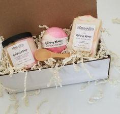 Hibiscus Mango Spa Gift Set - Yes / No