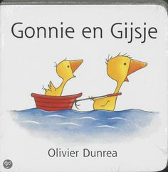 bol.com | Gonnie en Gijsje, Olivier Dunrea | 8,95