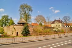 citywall of Hattem, the Netherlands