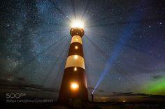 Under the lighthouse 2 by fjordimages #landscape #travel