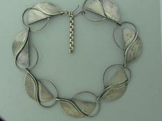 Bill Tendler Sterling Necklace, | eBay