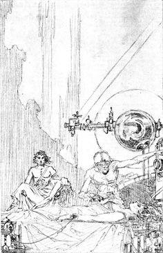 The Geeky Nerfherder: The Art Of Barsoom: Roy Krenkel
