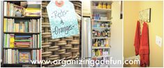 750-square-foot house for a family of 5—how they keep it organized and clean.