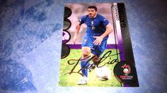 Card Panini EURO 2008 n°105 GATTUSO ITALIA