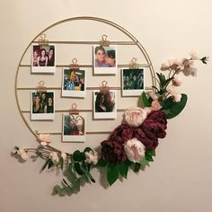 Photo frames: 30 ideas + tutorials for decorating your home Find out where . - Picture Frames: 30 Ideas + Tutorials for Decorating Your Home Find out where to buy … – Trend I - Big Picture Frames, Photo Frame Ideas, Home Crafts, Diy And Crafts, Creation Deco, Deco Floral, Diy Décoration, Diy Wall Decor, Home Decor