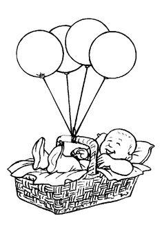 Coloriage Naissance Bebe Garcon.54 Meilleures Images Du Tableau Coloriages Naissance Et Bebes
