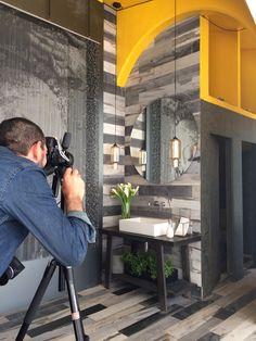 THE BATH - Katherine Rahal - CasaCor 2014 Interior Design Magazine, Magazine Design, Close Caption, Magazines, My Design, Bath, Journals, Bathing, Bathrooms