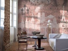 Leading wallpaper supplier & installer in Southern Africa, offering expert advice for small to large scale wall coverings commercial & residential projects. Print Wallpaper, Room Wallpaper, Wallpaper Ideas, Wallpaper Suppliers, Bespoke Design, Africa, Dining Table, Living Room, Prints