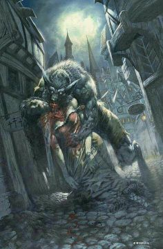 Wolfman.  No sweet bites.  Only death.