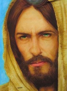 Jesus Cristo  t-shirt airbrush