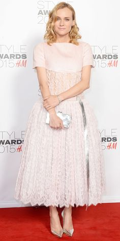 Diane Kruger in Chanel Haute Couture from #InStyle