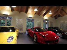 Utopia for the Car Collector | Fernando Alonso´s House?