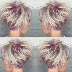 Kris would look great in this cute her hair is SSSOOOO thick: