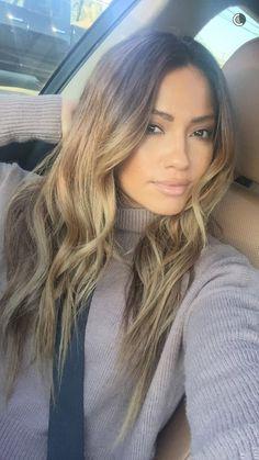 Jessica Burciaga Hair Balayage