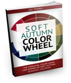 Soft Autumn Style Guide - Discover how to wear your soft autumn colors through the use of the soft autumn color wheel and color combinations. Lots of inspiration! Click to learn more...