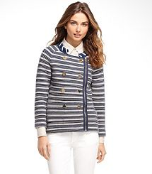 EDIE CARDIGAN from Tory Burch at 150 WORTH.