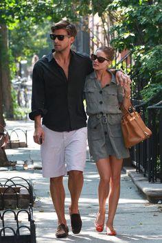 Couple Crush: Olivia Palermo and Johannes Huebl