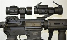 Perfect For The AR-15 Vortex VMX-3T Magnifier with Flip Mount
