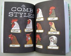 This looks like the kind of book I need...full of adorable farm illustrations!