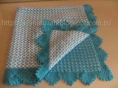 The Reversible Blanket - to get to the tutorial, just click on the picture!