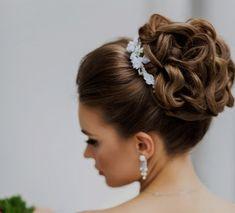 Peinados de novia recogidos