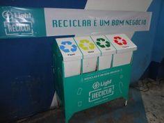 BRAZIL FAVELA RECYCLING PROGRAM reciclarsanta marta
