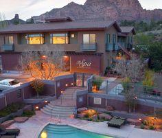 Sedona Rouge Hotel and Spa, Sedona, Arizona