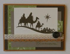 Come to Bethlehem by catrules - Cards and Paper Crafts at Splitcoaststampers