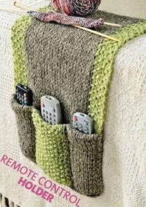 Storage Knitting Patterns