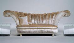 Art Deco Sofa. @designerwallace