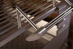 * Design Grill aus Edelstahl Einzelstück* Hochleistungsgrill für den erfahrenen Grillexperten !!! Perfektes Fleisch, perfekter Fisch.  Nachdem wir auf meinem letzten Geburtstag mit der...