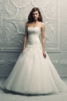 Gown 4214   Paloma Blanca