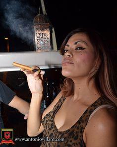Antonio Villard Premium Electronic Cigars...Not Just For Men!