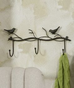 Bird Wall Hook | zulily