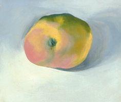 The Apple, Georgia O'Keeffe, 1920-22