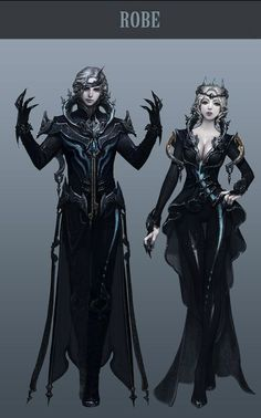 aion 4.0 armor concept art is legit, best designs yet