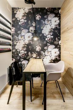 Esthetic Center, interior design by Júlia Brunet