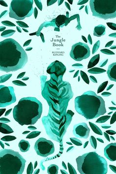 The Jungle Book, Cover project by Ojasvi Mohanty